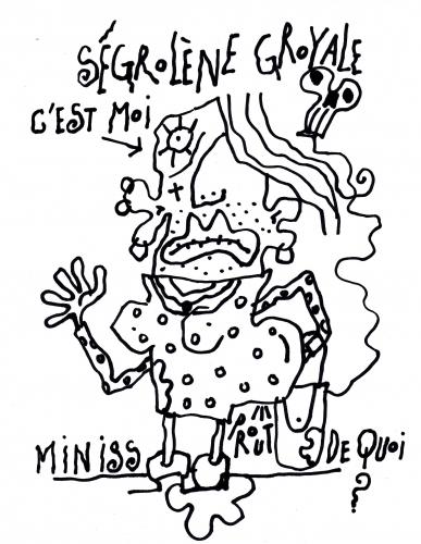 Ségolène Royale, Écologie, ministre